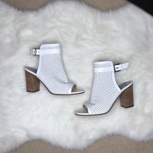 Sam Edelman Leather Block Heels